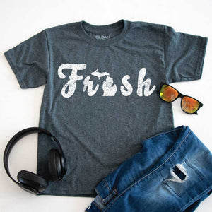 The Fresh Youth Tee - Michigan Vibes