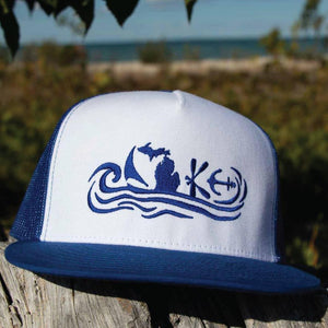 The Lake Hat - Michigan Vibes