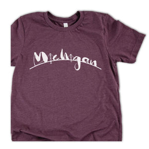 The Mac Tee - Michigan Vibes