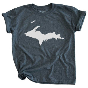 U.P. Youth Tee - Michigan Vibes