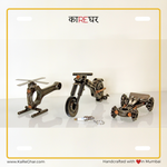 Merc Collectibles - Set of 4