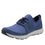 Cynch Indigo smart shoes with Q-chip™ technology. CYN-5431_S1
