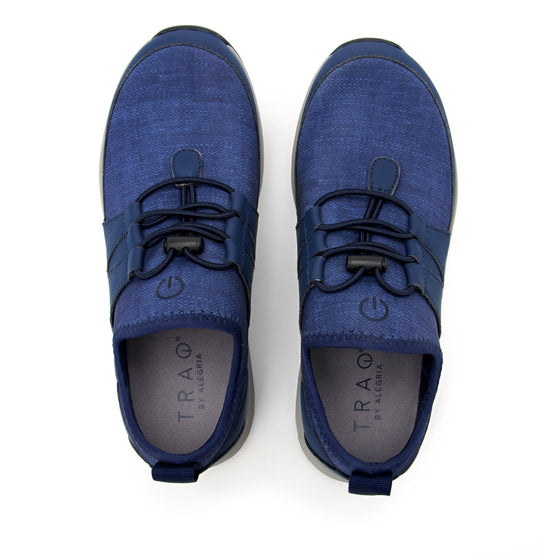 Cynch Indigo smart shoes with Q-chip™ technology. CYN-5431_S5
