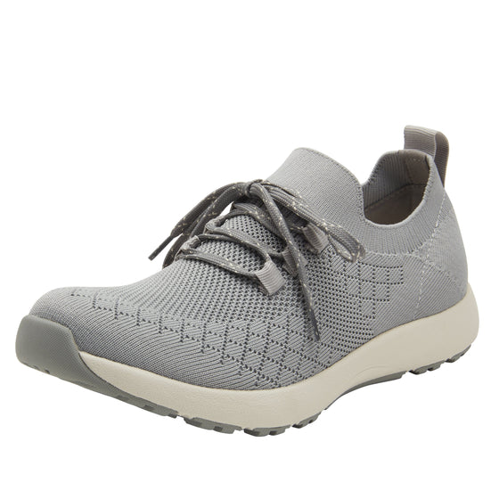Froliq Grey smart shoes with Q-chip™ technology. FRO-5020-S1