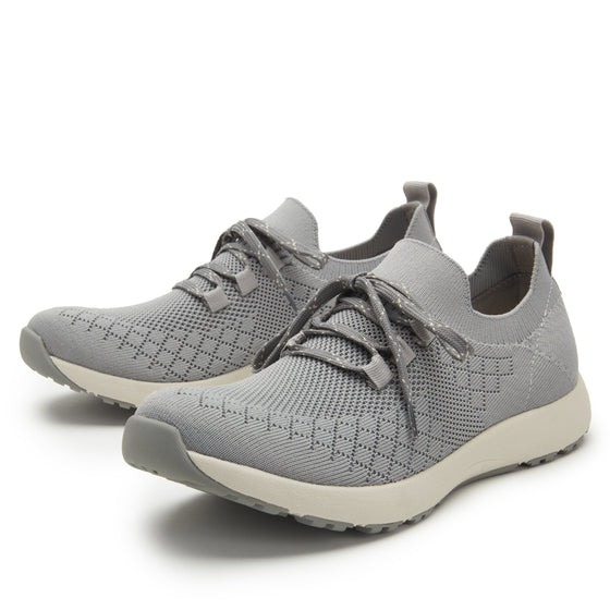 Froliq Grey smart shoes with Q-chip™ technology. FRO-5020-S2