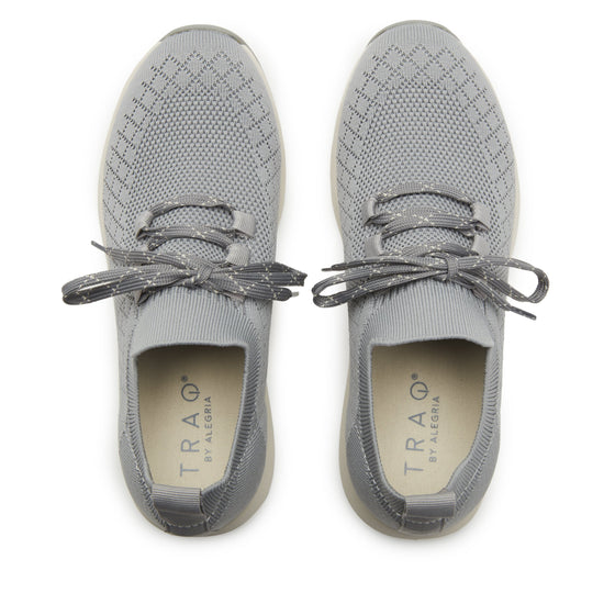 Froliq Grey smart shoes with Q-chip™ technology. FRO-5020-S5