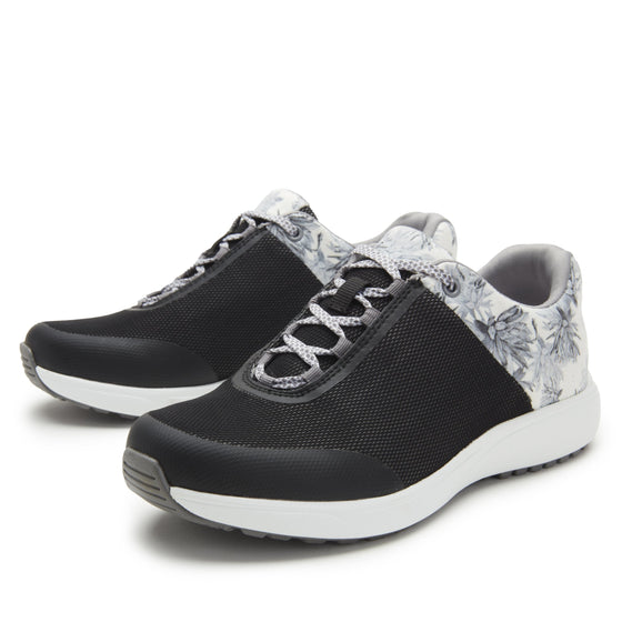 Jaunt Rhodie Grey smart shoes with Q-chip™ technology. JAU-5005-S2