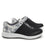 Jaunt Rhodie Grey smart shoes with Q-chip™ technology. JAU-5005-S3