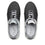 Jaunt Rhodie Grey smart shoes with Q-chip™ technology. JAU-5005-S5