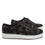 Lyriq Winters Tale Black lace-up smart shoes with Q-chip™ technology. LYR-5009_S3
