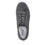 Lyriq Wooly Bully Grey lace-up smart shoes with Q-chip™ technology. LYR-5099_S4