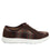 Lyriq Flannely Brown lace-up smart shoes with Q-chip™ technology. LYR-5210_S2