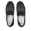 Mystiq Peeps Black slip on style smart shoes with Q-chip™ technology. MYS-5005_S4