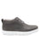 Outbaq Aged Grey smart shoes with Q-chip™ technology. OUT-M7050_S2