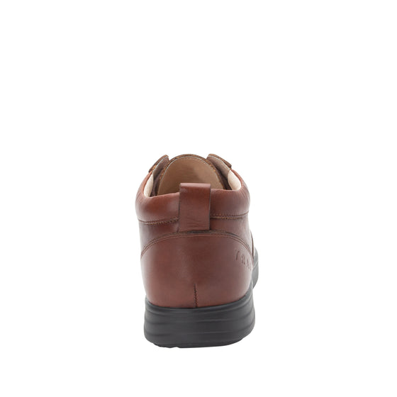 Outbaq Crazyhorse Brown smart shoes with Q-chip™ technology. OUT-M7220_S3
