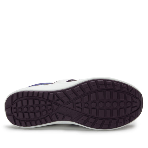 Qarma 2 Honeycomb Purple smart shoes with Q-chip™ technology. QA2-5511_S6