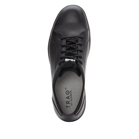 Qake leather smart shoes with Q-chip™ technology. QAK-M7001_S4