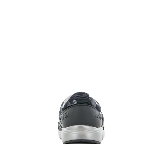 Qarma Right Angle Grey smart shoes with q-chip technology. QAR-5021_S3