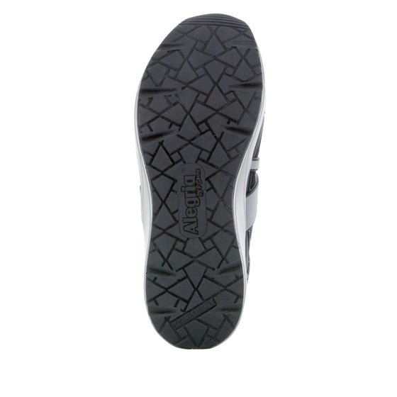Qarma Right Angle Grey smart shoes with q-chip technology. QAR-5021_S5
