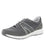 Qarma Grey smart shoes with q-chip technology. QAR-5095_S1