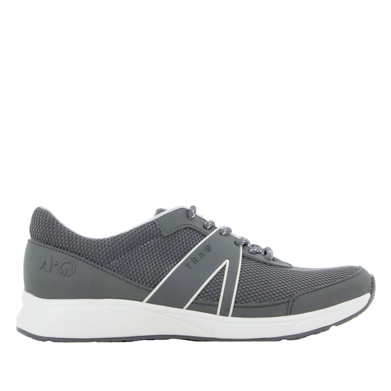 Qarma Grey smart shoes with Q-chip™ technology. QAR-5095_S2