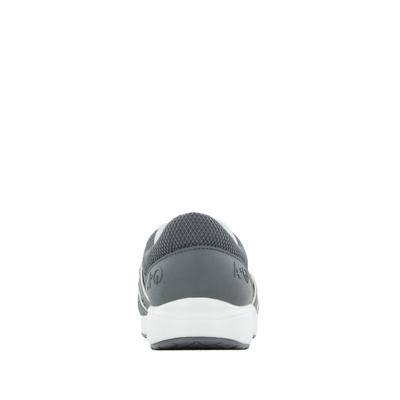 Qarma Grey smart shoes with q-chip technology. QAR-5095_S3
