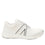 Qarma White smart shoes with q-chip technology. QAR-5127_S2