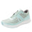 Qarma Mint Dew smart shoes with Q-chip™ technology. QAR-5330_S1