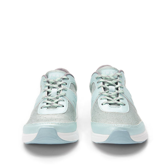 Qarma Mint Dew smart shoes with Q-chip™ technology. QAR-5330_S7