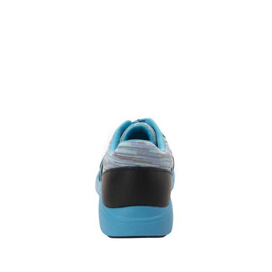 Qarma Horizon Blue smart shoes with q-chip technology. QAR-5435_S3