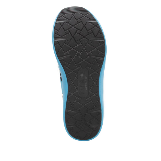 Qarma Horizon Blue smart shoes with q-chip technology. QAR-5435_S5