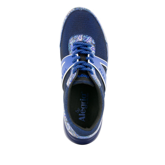 Qarma Wild Child Blues smart shoes with Q-chip™ technology. QAR-5457_S4