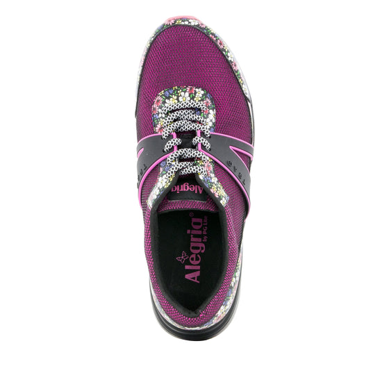 Qarma Wild Flower smart shoes with q-chip technology. QAR-5648_S4