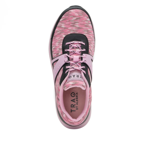 Qarma Horizon Pink smart shoes with q-chip technology. QAR-5688_S4