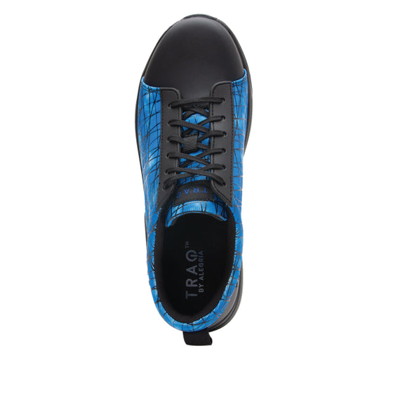 Qest Fauna lace up smart shoes with q-chip technology. QES-5452_S4