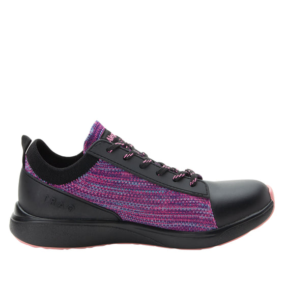 Qest Pink smart comfort shoe on Q-sport walker outsole - QES-5465_S2