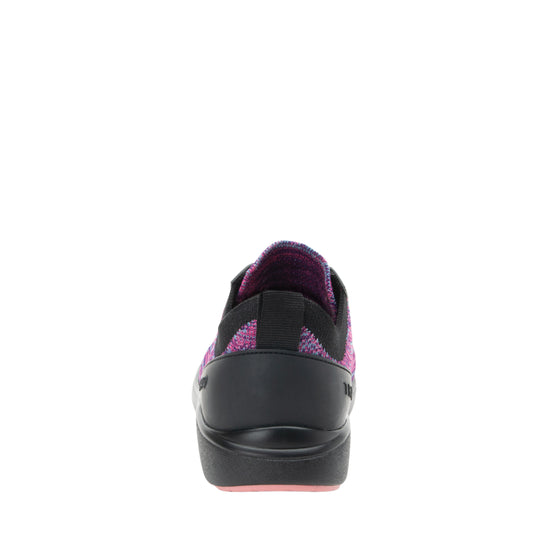 Qest Pink smart comfort shoe on Q-sport walker outsole - QES-5465_S3
