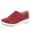 Qin Red Butter smart slip on shoes with Q-Chip technology. QIN-645_S1