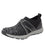 Qool Black Multi smart shoes with Q-chip™ technology. QOO-5003_S1a