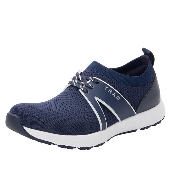 Qool Navy smart shoes with Q-chip™ technology. QOO-5410_S1