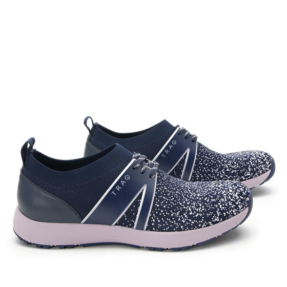 Qool Lavender smart shoes with Q-chip™ technology. QOO-5530_S3
