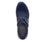 Qool Navy lace-up smart shoes with Q-chip™ technology. QOO-M7410_S4