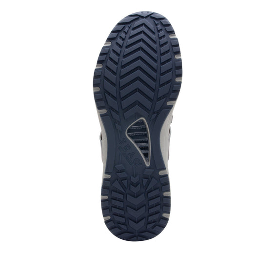 Qool Navy lace-up smart shoes with Q-chip™ technology. QOO-M7410_S5