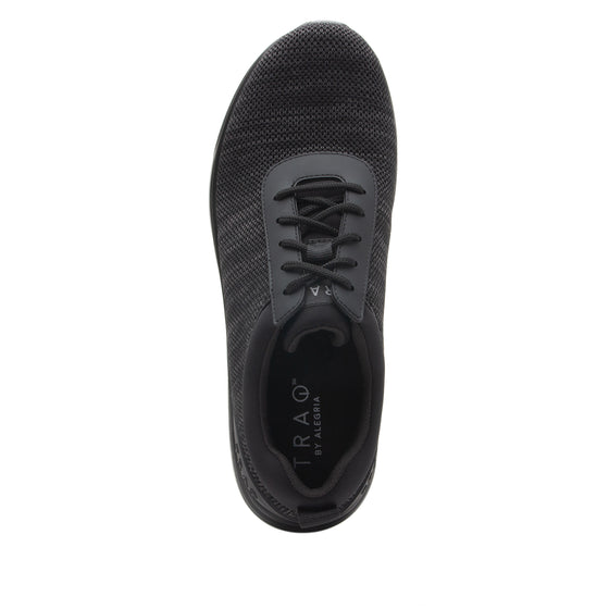 Quantum Black Out smart shoes with q-chip technology. QUA-M7001_S4