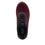 Quantum Maroon Black smart shoes with Q-chip™ technology. QUA-M7601_S4