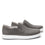 Quentin Grey Mens smart slip-on leather shoe with Q-chip™ technology- QUE-M7477_S3