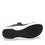 Qwik Black Top slip on smart shoes with Q-chip™ technology. QWI-5009_S5