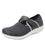 Qutie Charcoal mary jane shoes with Q-chip™ technology. QUT-5018_S1