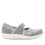 Qutie Soft Grey smart slip on shoes with Q-chip™ technology. QUT-5058_S2