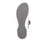 Qutie Soft Grey smart slip on shoes with Q-Chip technology. QUT-5058_S5
